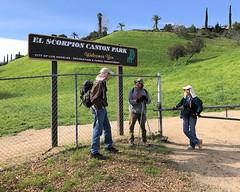 001 Entrance to El Scorpion Canyon Park