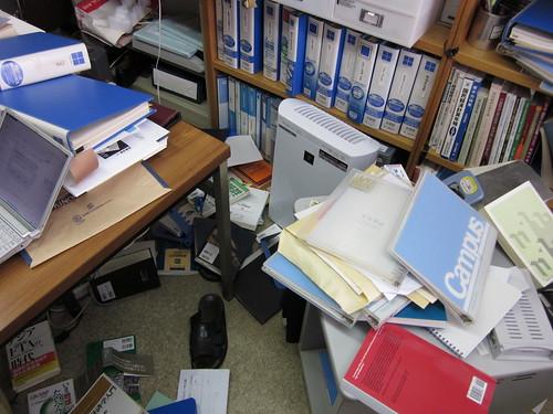 2011年3月11日・地震の後