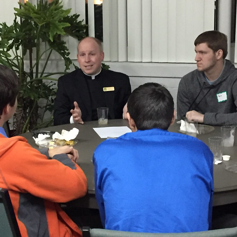See the amazing things happening in the Archdiocese of Louisville Vocation Office!