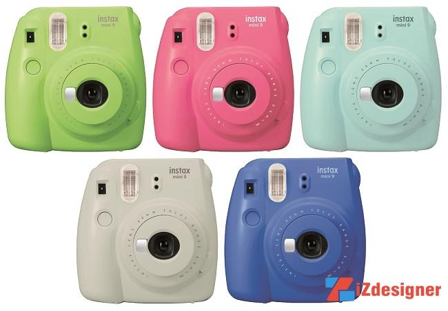 Máy ảnh chụp lấy ngay Fujifilm ra Instax Mini 9