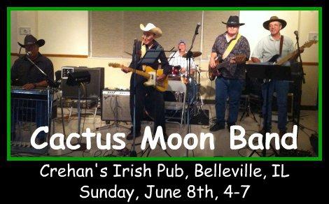 Cactus Moon Band 6-8-14