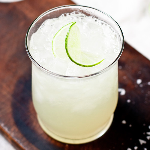 It's a – guys. It's a margarita . It takes 47 seconds to make ...