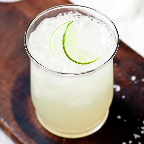 Kaffir Lime & Coconut Margarita Recipe