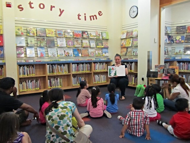 Preschool Storytime at Tully