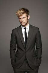 clothing, male, man, blazer, outerwear, formal wear, suit, gentleman,