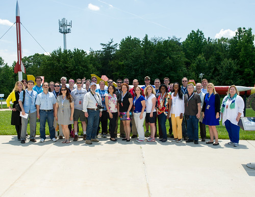 NASA Social at Goddard Space Flight Center for James Webb Space Telescope (JWST)