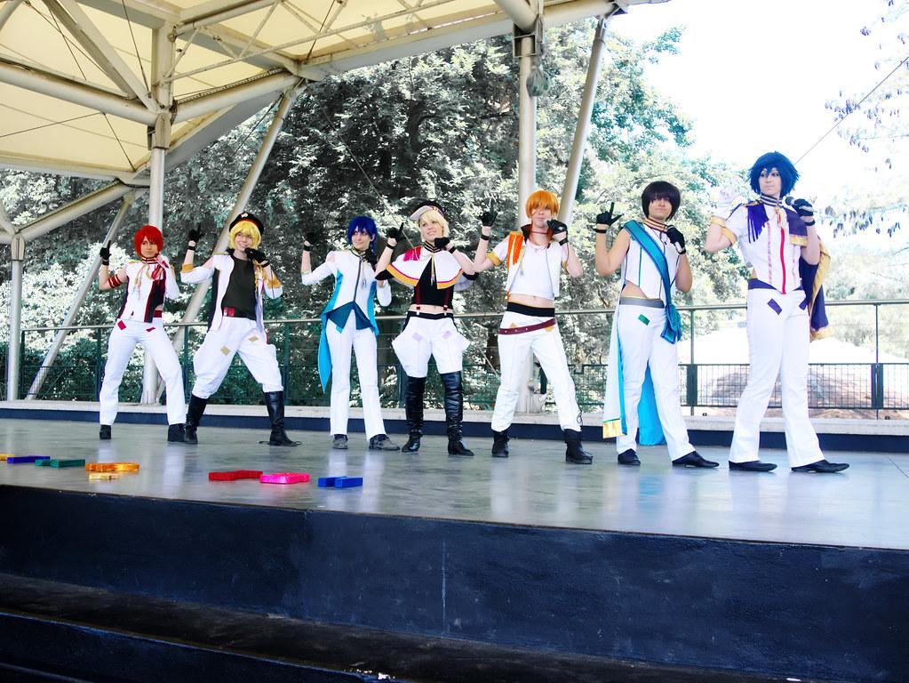 related image - Shooting Uta no Prince-sama - Paris - 2014-05-31- P1860454