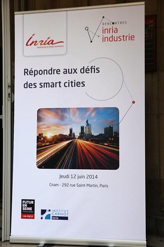 Répondre aux défis des smart cities