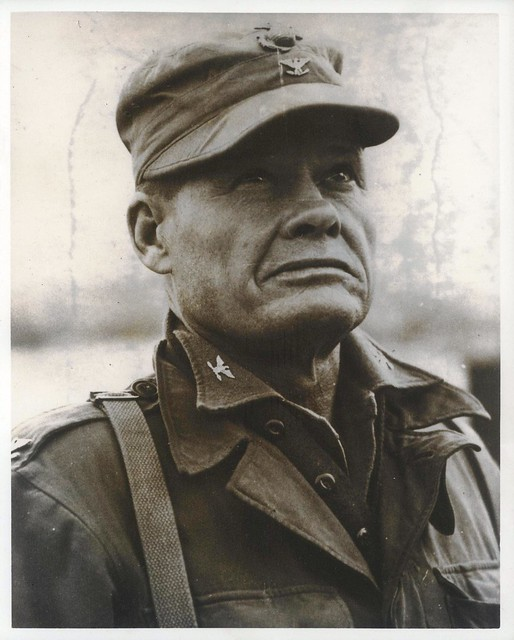 Colonel Lewis B. Puller, circa 1950 from Flickr via Wylio
