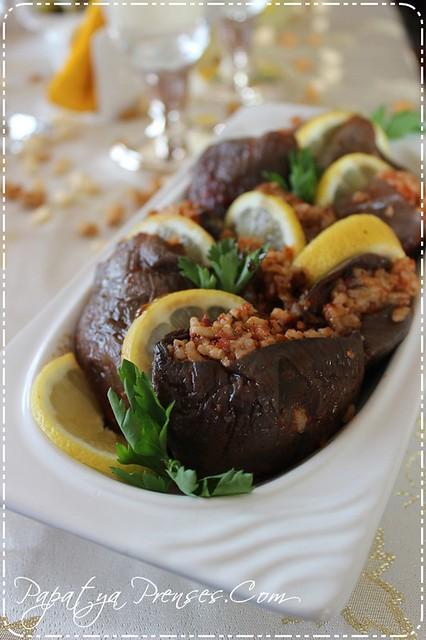 kuru patlıcan