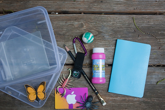 DIY Geocache Kit
