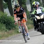 8 van Bladel / 3 etappe ( junioren)
