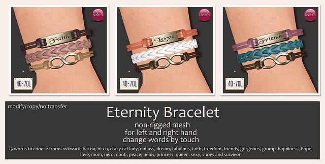 TDRF (Eternity Bracelet)