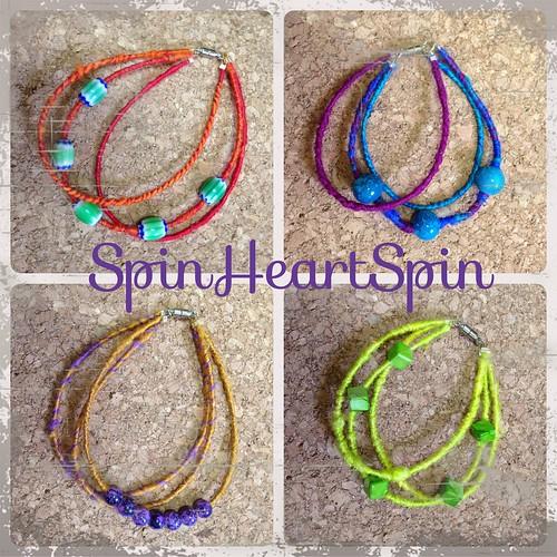 Handspun Jewelry
