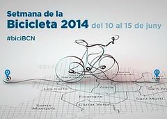 Setmana de la Bicicleta 2014
