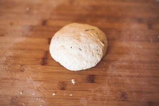 Pão-Torrada de Alecrim