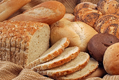 breakfast, baking, bread, rye bread, baked goods, ciabatta, food, sliced bread, sourdough,