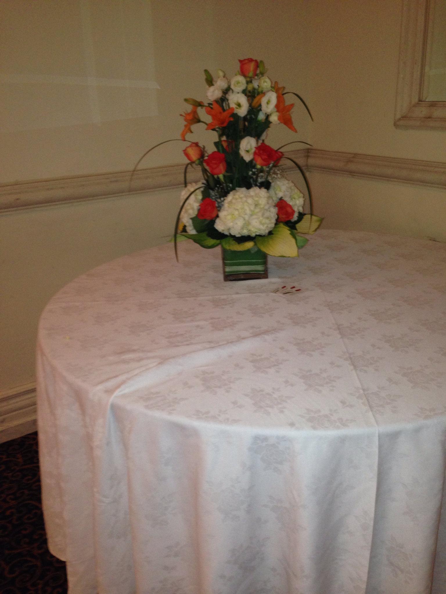 Wedding arrengment $70.00