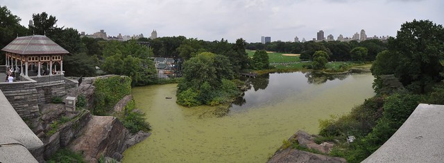 Belvedere Castle - Central Park - New York - USA
