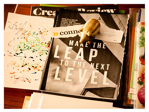 Currently Reading: Magazine Inspiration