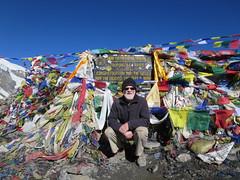Annapurna Circuit trek 2014
