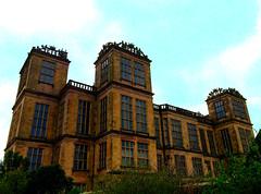 Hardwick Hall, Derbyshire, England, April 2014