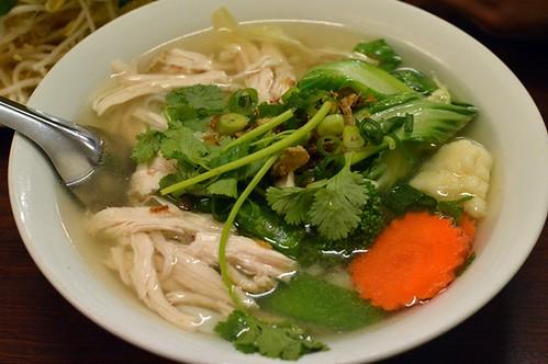Pho 236: Chicken noodle soup