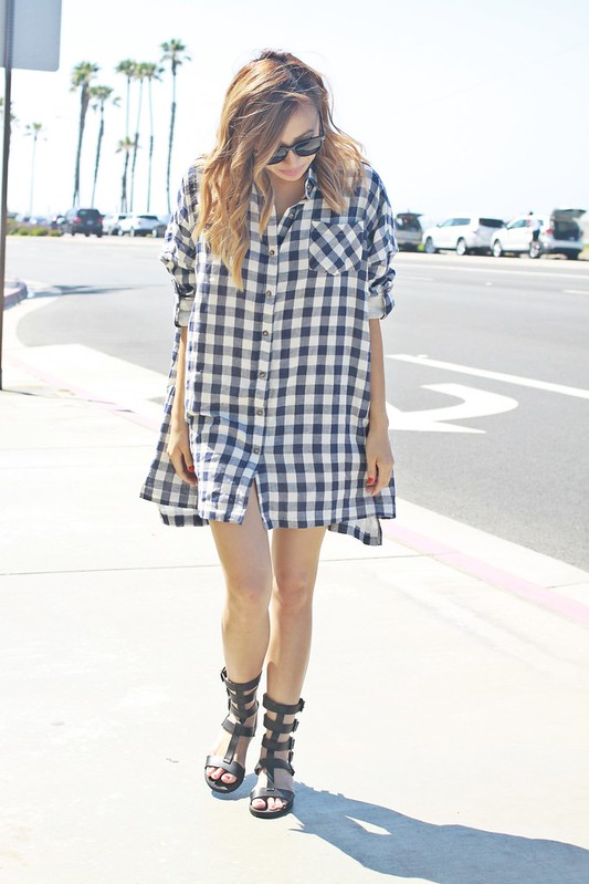 lucky magazine contributor,fashion blogger,lovefashionlivelife,joann doan,style blogger,stylist,what i wore,my style,fashion diaries,outfit,2020ave,online shopping,shop 2020ave,shirt dress,plaid dress,gladiator sandals,charlotte russe,skateboarder,skater girl,chic,street style,street wear,summer style,summer trends,style to the people