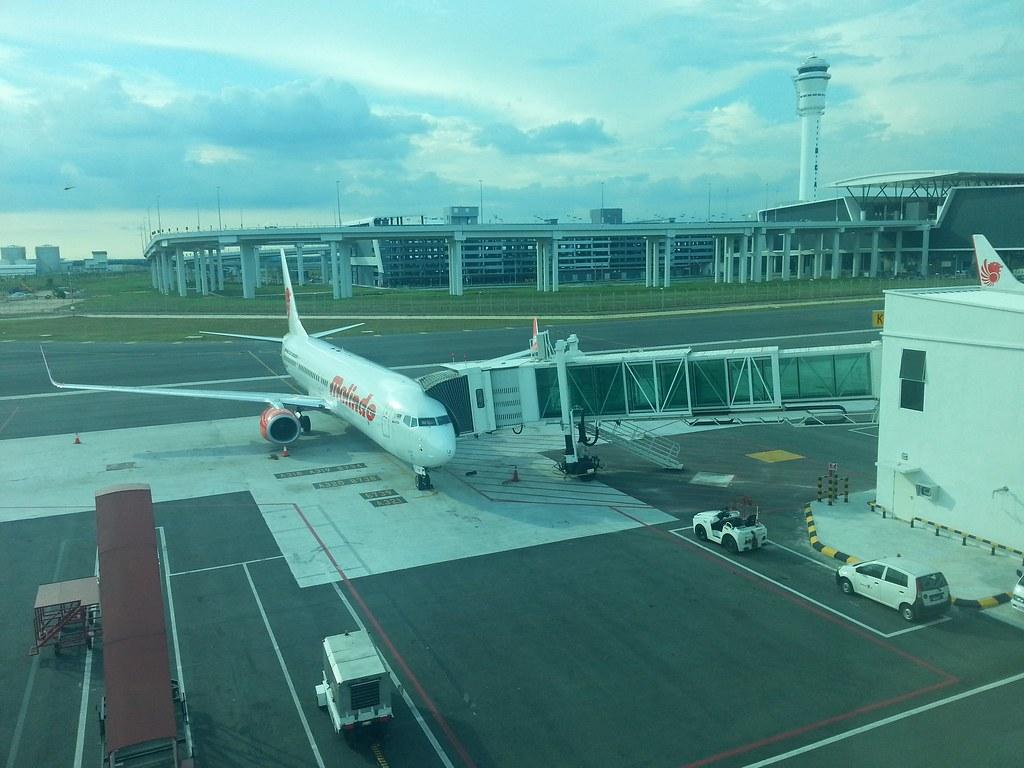 Kuala Lumpur International Airport 2 (KLIA2) one month later - Alvinology