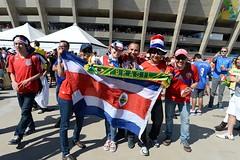 Costa Rica X Inglaterra