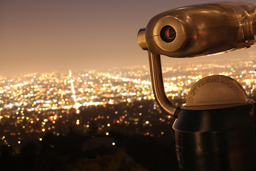 los view angeles nightview griffithobservatory