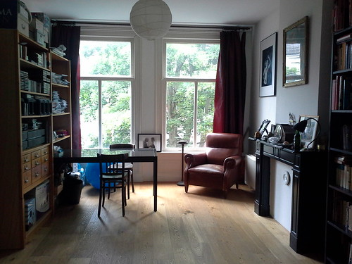 La casa ad Amsterdam: lo studiolo