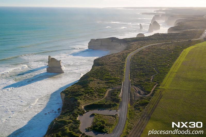 12 apostles heli ride great ocean road