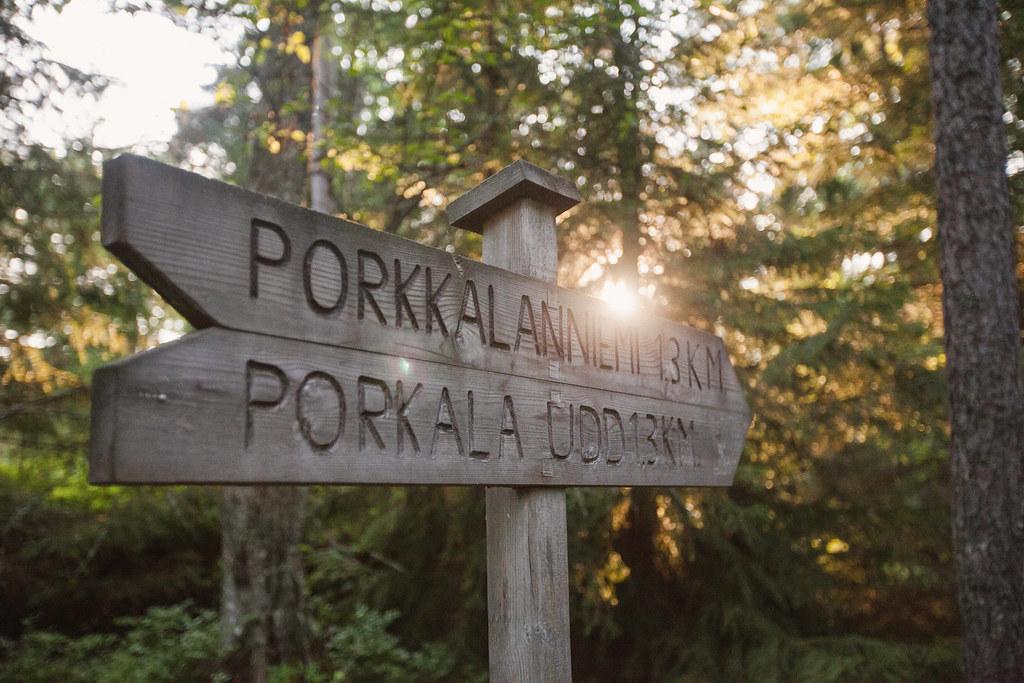 Porkkalanniemi - Porkkala