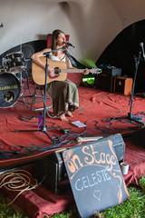Glastonbury 2014 - Celeste Lovick