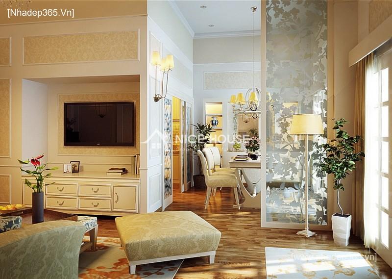 Thiết kế căn hộ chung cư Láng Hạ - HN_6