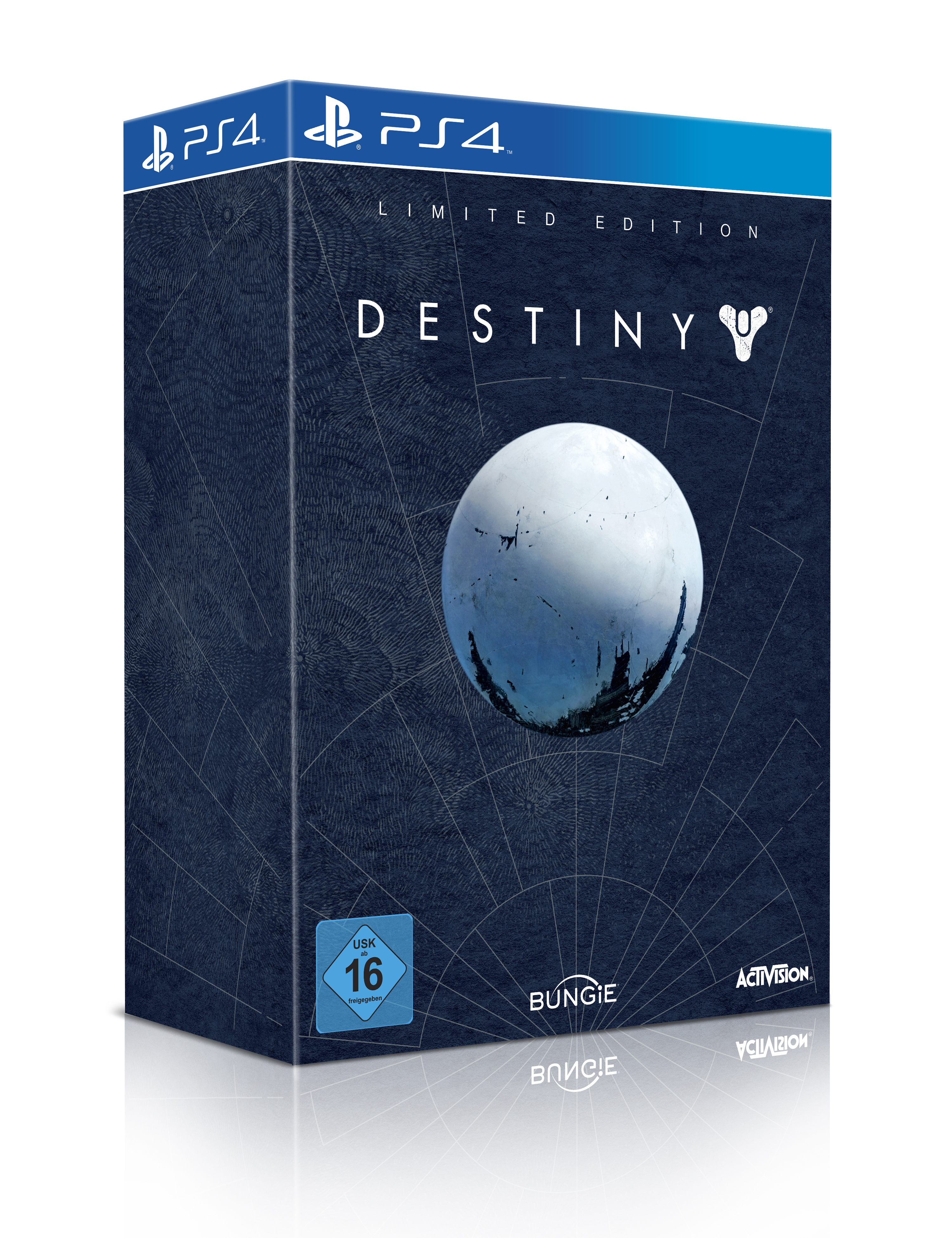 Destiny Limited Edition PS4 3D