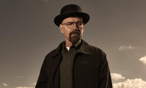 "Walter ""Heisenberg"" White, de Breaking Bad"