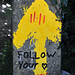 Follow your ♥