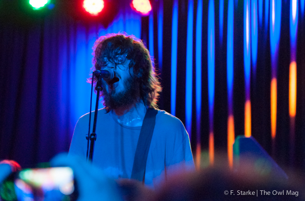 Cloud Nothings @ The Roxy Theatre, LA 7/9/14
