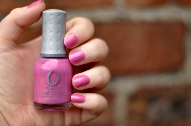 notd orly preamp nail polish rottenotter rotten otter blog