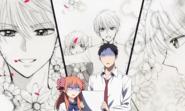 Gekkan Shoujo Nozaki-kun Episode 2 Image 20
