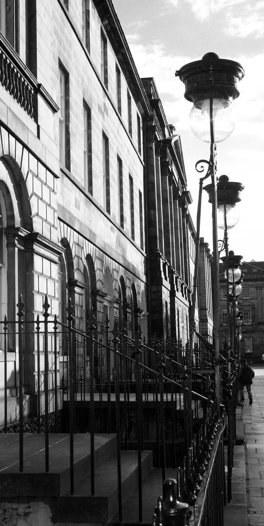 Edinburgh on Chalotte Square