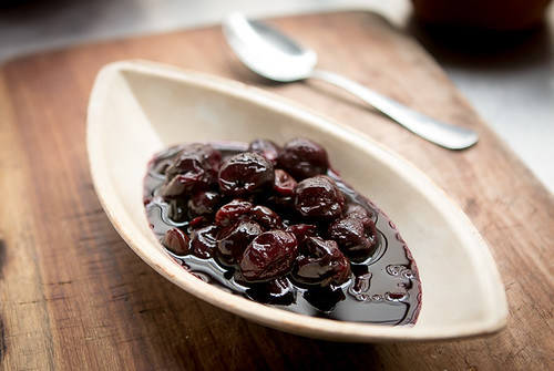 Fresh Cherry Compote recipe-4