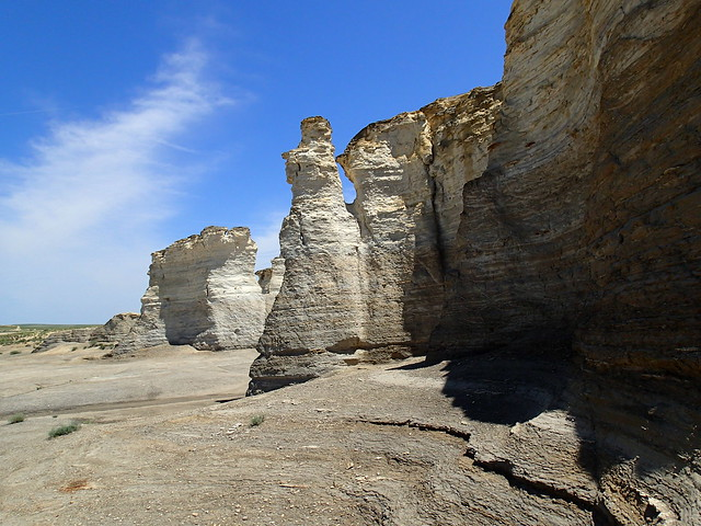 Monument Rocks, Kansas