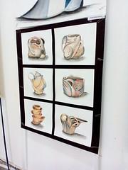Expozitie semestru II - UNARTE Ceramica, an I