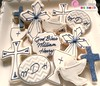Christening/Baptism/Communion Cookies