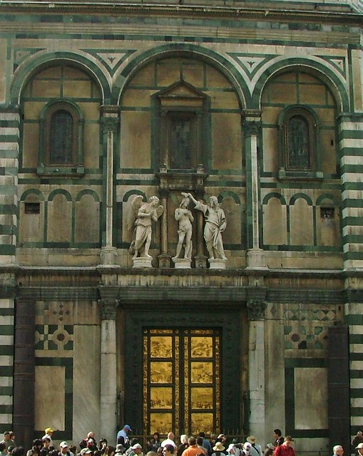 baptistery in florenceitaly Florence and deruta ceramics made and painted entirely by hand, find the best shops to buy ceramics in florence   florence baptistery giotto's bell tower.