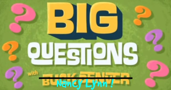Big Questions with Nancy Lynn