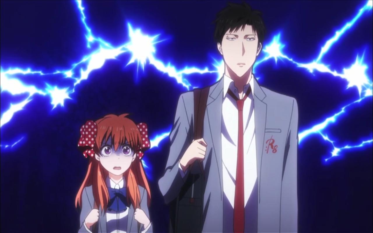 Gekkan Shoujo Nozaki-kun Episode 7 Image 14